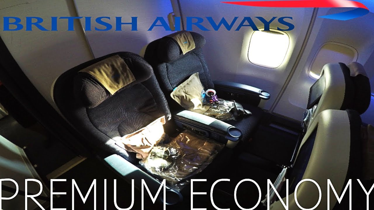 Collectables British Airways World Traveller Plus Amenity Kit X 1