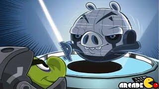 Angry Birds Star Wars II - REBELS PE Level 10 - 12 Walkthrough 3 Stars