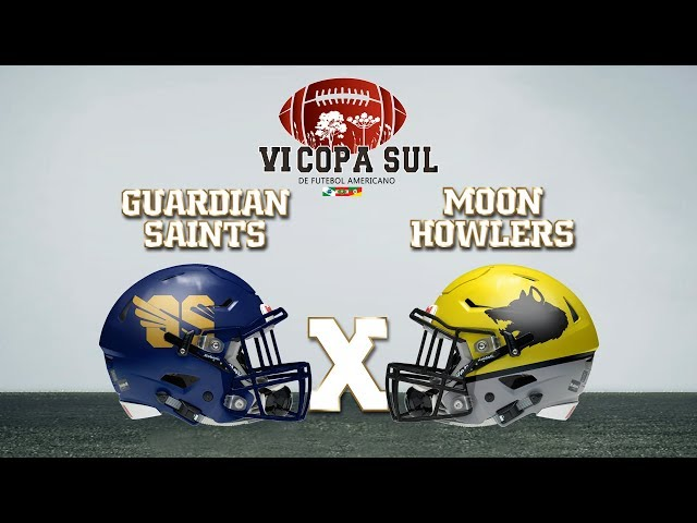 COPA SUL IV - GUARDIAN SAINTS 00 x 12 MOON HOWLERS