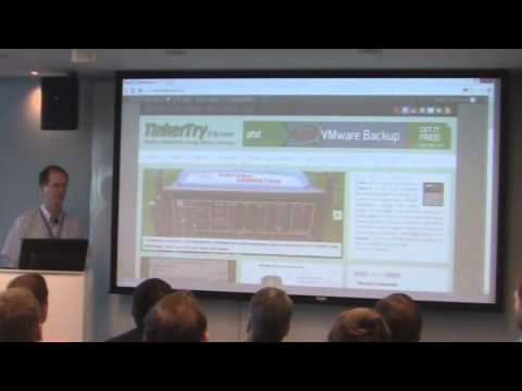 Paul Braren Security BSides Boston 2013 - Build Your Own VMWare ESXi & Microsoft Hyper V-Lab At Home