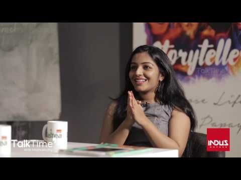 Talk Time with Mathukkutty - Rajisha Vijayan
