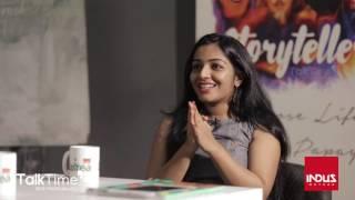 Talk Time with Mathukkutty - Rajisha Vijayan