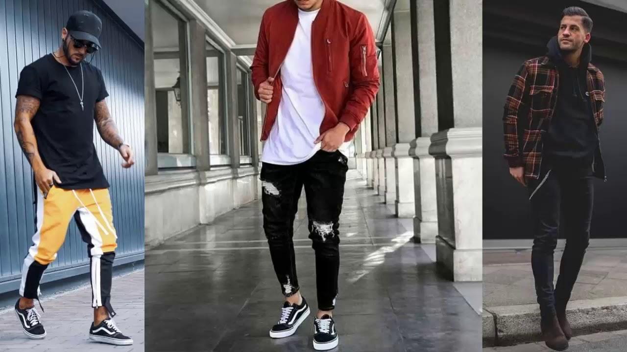 Moda juvenil 2020 hombres