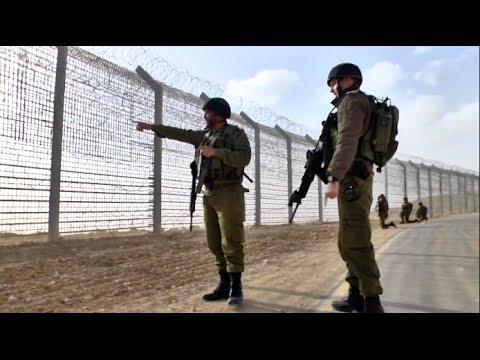 Israel Ups Security Level along Egypt's Sinai Border
