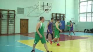 Баскетбол. Феміда - ХНУ. Огляд матчу