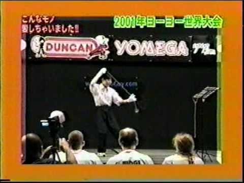 【yoyo TV】020303 Terry on OSAKA TV show