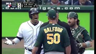 MLB Players Overreacting