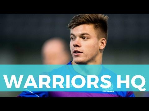 Warriors HQ - PRE SCARLETS