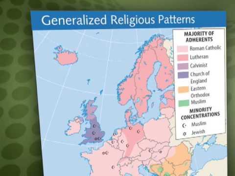 Europe & Russia: Religion