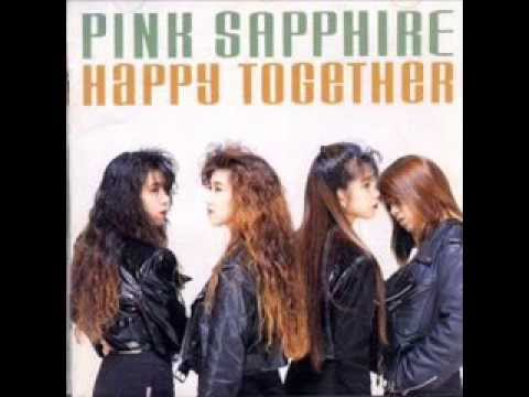 Pink Sapphire - Happy Together (full album)