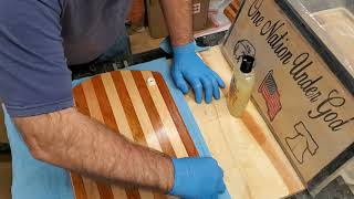 Three Cutting Boards - Video #4