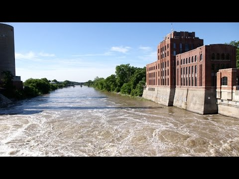 UI's Iowa Flood Center helps control water at local, regional, national levels on YouTube
