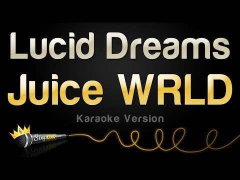 Juice WRLD - Lucid Dreams (Karaoke Version)