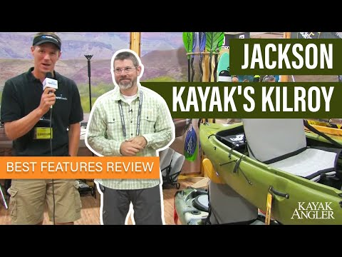 Jackson Kayak's Kilroy | Fishing Kayak | Features Review & Walk Around
