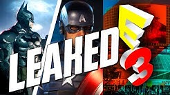 E3 2020 LEAKED - Participating COMPANIES LEAKED & MORE ( Square Enix , WB Games CONFIRMED & MORE !!)