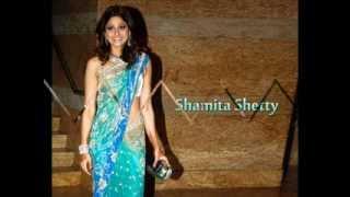 Shamita Shetty height and weight