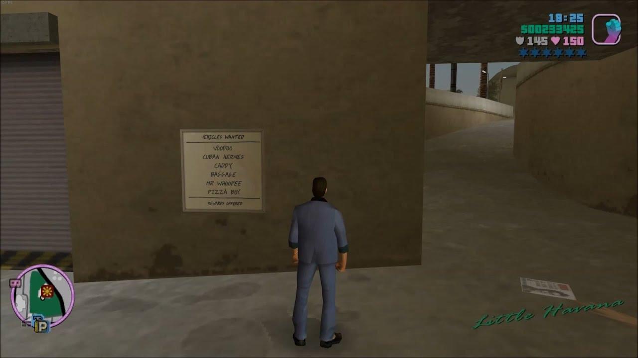 Grand Theft Auto: Vice City - Sunshine Autos List 4/4 [1080p60 Walkthrough  - GTX 750Ti - 112/138]
