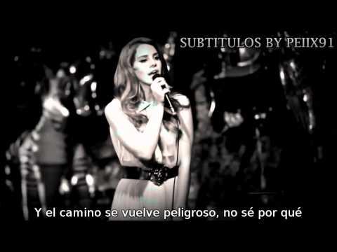 Lana del Rey - Born to Die (subtitulada en Español)