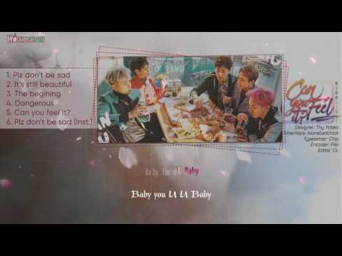 [HLVN][Vietsub/Kara] Highlight - 1st Mini Album 'Can you feel it?'