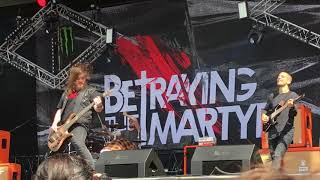 Betraying The Martyrs Intro Lost For Words Download Festival Paris 16 06 2018