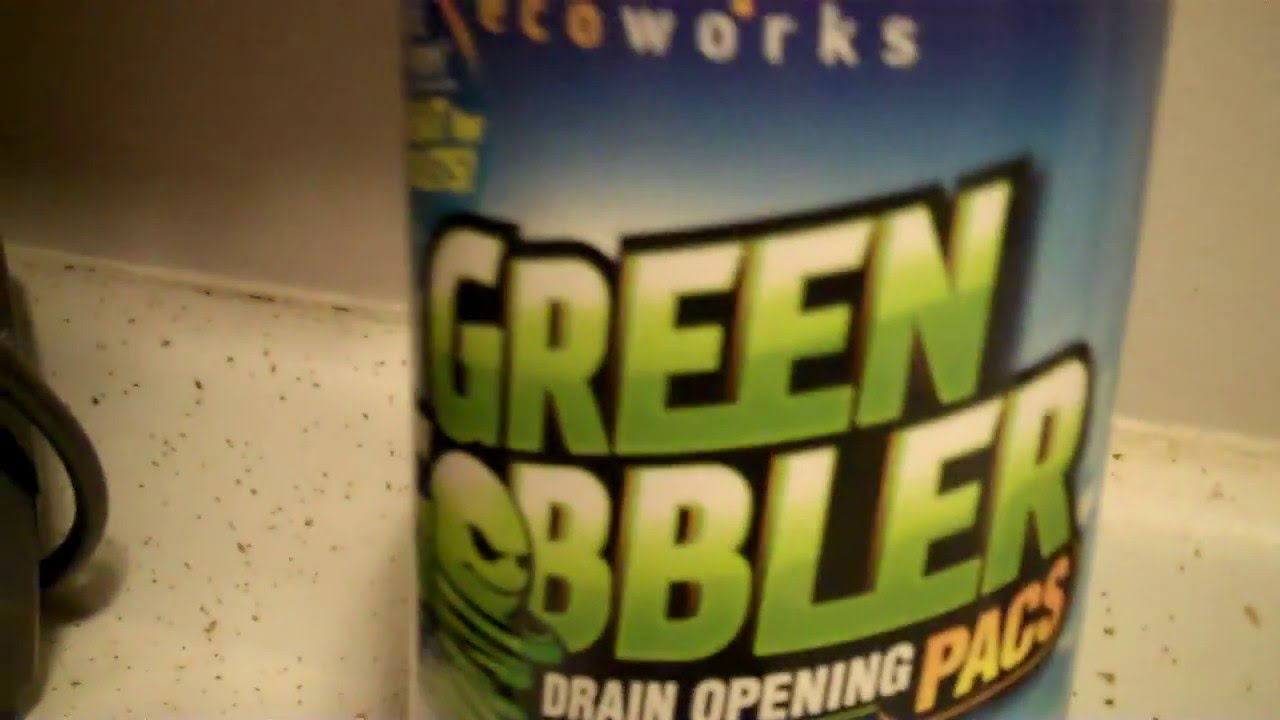 Green Gobbler Drain Opening Pacs unbiased review 3172016 318
