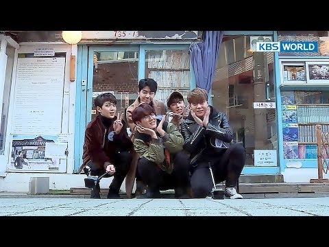 Today's GUEST : ASTRO, UP10TION [KBS World Idol Show K-RUSH2