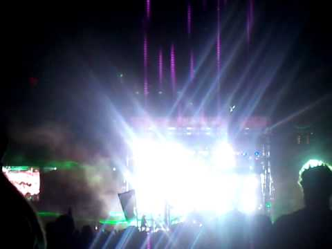 Muse - Starlight @ ACL - 2010 Austin, TX