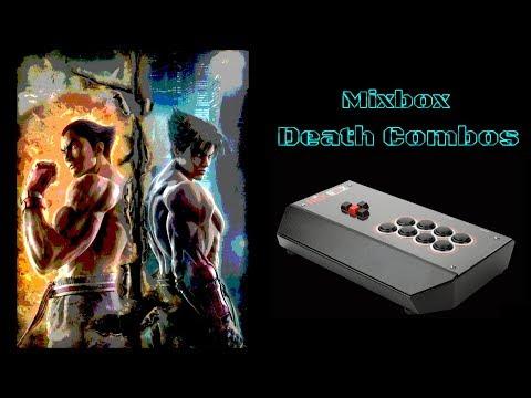 Tekken 7 Mixbox Death Combos - Exhibition