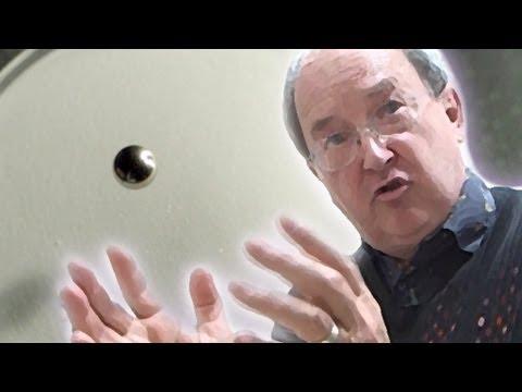 Granular Jets (slow motion) - Sixty Symbols