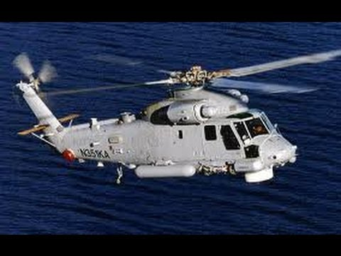 New Zealand Navy Seasprite Helicopter New Zealand 2014 - YouTube