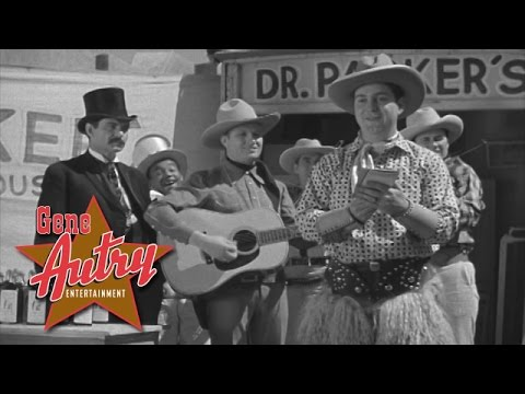 Smiley Burnette - I've Got Fine Relations (from Guns and Guitars 1936)
