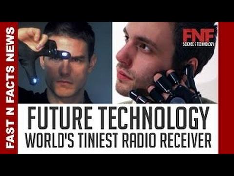 Tiniest Radio Invention at Harvard University | Latest Technology | FNF News