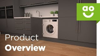 Siemens Washing Machine WI14W300GB Product Overview | ao.com