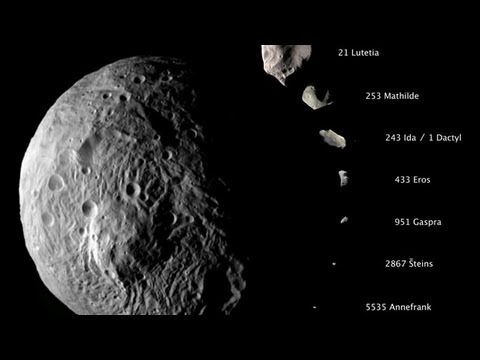 Potentially Dangerous Asteroids (Images) - space.com