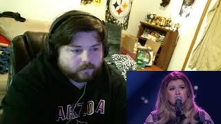 Kelly Clarkson - Piece By Piece / American Idol Reaction