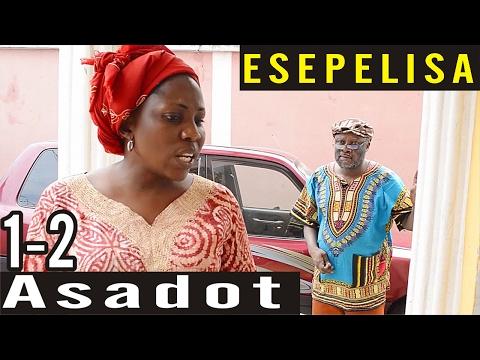 NOUVEAUTÉ 2016 - Asadot 1-2 - Theatre Esepelisa - Les Meilleurs du Congo - Esepelisa