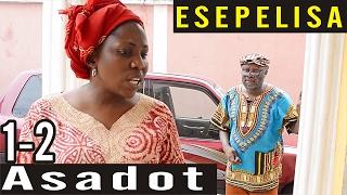 NOUVEAUTÉ 2016 - Asadot 1-2 - THEATRE CONGOLAIS - Les Meilleurs du Congo - Esepelisa
