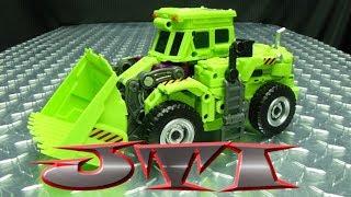 JUST TRANSFORM IT!: JinBao KO Upscaled Generation Toy Scraper