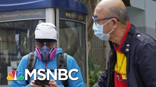 More Coronavirus Cases Reported In California | Katy Tur | MSNBC