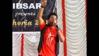 Abhishek Bhojak Live at Euphoria 2012