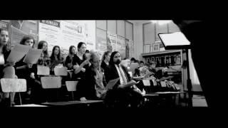 Пробуждённая Радость - репетиция академического молодёжного хора ТВ и Радио Санкт-Петербурга