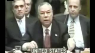 General Colin Powell UN Speech On Iraq Part 1of5