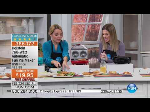 HSN | Kitchen Essentials featuring Char-Broil 10.11.2016 - 06 AM