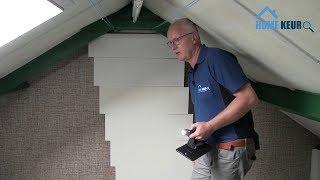 Inspectie van dak en zolder - Bouwkundige keuring