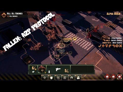 Fallen: A2P Protocol - обзор   Альфа Протокол   Шутер с пошаговыми боями в стиле XCOM и Wasteland