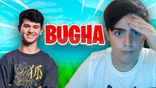 REACTION TO THE BEST FORTNITE PLAYER AND WINNER OF THE WORLD CUP *BUGHA* 😱 - Yeyo Gaming