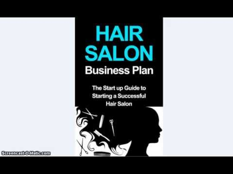 Do business plan hairdressers