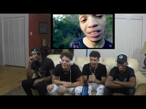 I'VE NEVER LAUGHED SO HARD   ICEJJFISH ON THE FLOOR MUSIC VIDEO REACTION
