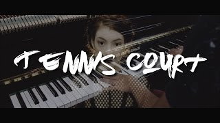 Lorde - Tennis Court (Piano Cover)