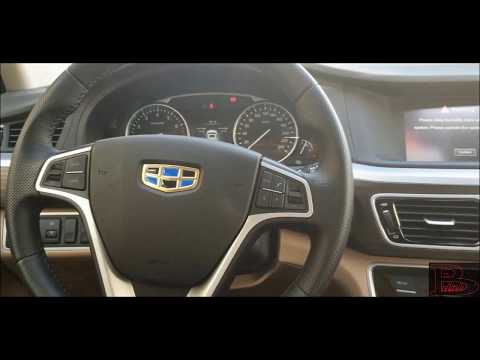 Geely Emgrand GT 2019 review .... (BilalSultan)